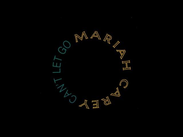 Mariah Carey - Can't Let Go (Acapella) EXCLUSIVE