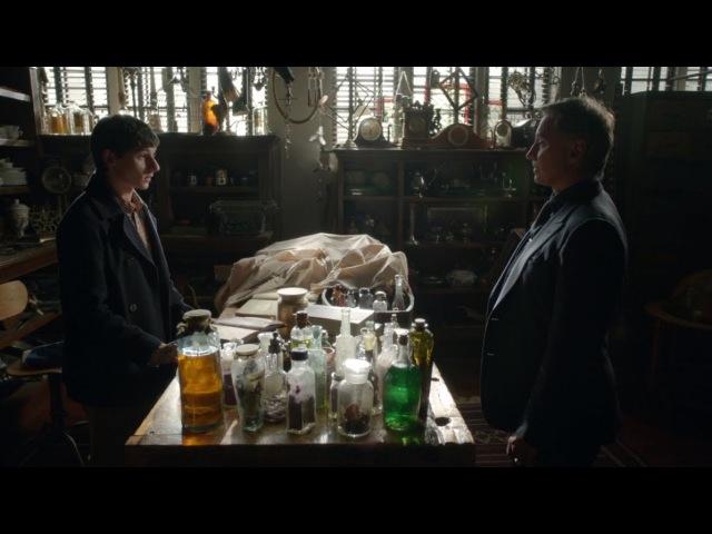 Однажды в сказке - Румпель и Генри. Мне важней всего спасти Бэлль. 6Х22