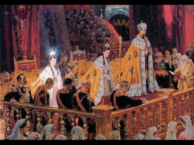Коронация Государя Императора Николая II Александровича 1896 / Coronation of Tsar Nicholas II