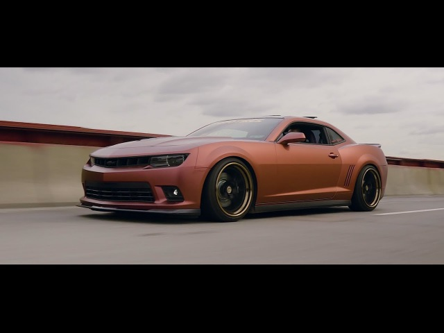 50 Cent Hot N*gga Remix Chevrolet Camaro ZL1