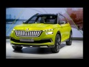 ŠKODA VISION X: The first encounter