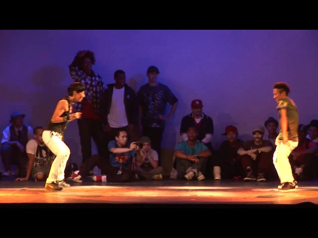 Yoshie Tatsuo Urban Dance Showcase Freestyle Final