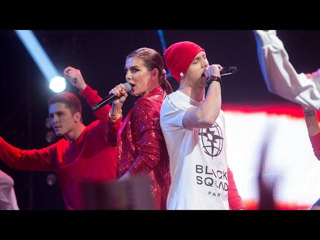 «Новая Фабрика звезд». Никита Кузнецов и Анна Седокова - «Не твоя вина»
