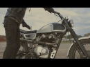 The Jason Paul Michaels Story   Hunter Vision x Standard Motorcycle Co.