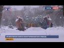 Евгений Хромушин осмотрел реконструированный парк в Люберцах