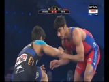 PWL 3 Day 3 Utkarsh Kale Vs Nitin at Pro Wrestling league 2018 Highlights