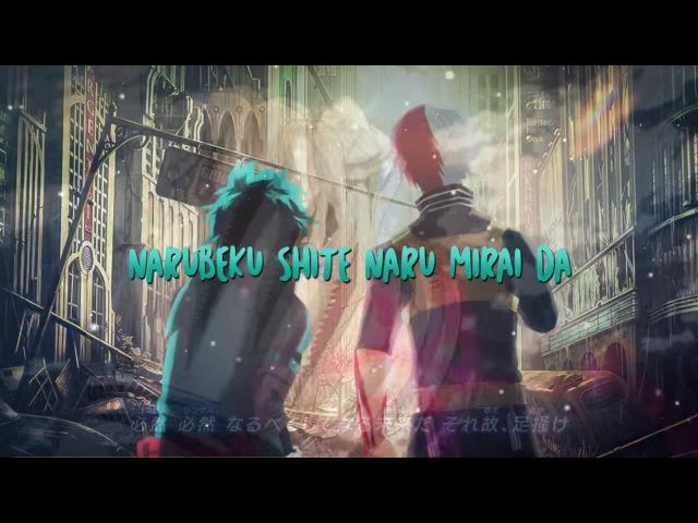 [1 HOUR] Boku no Hero Academia Opening 3「 Sora ni Utaeba by amazarashi 」僕のヒーローアカデミア 2ndシーズン OP2