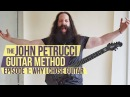The John Petrucci Guitar Method - Episode 1: Why I Became a Guitarist/My First Riffs
