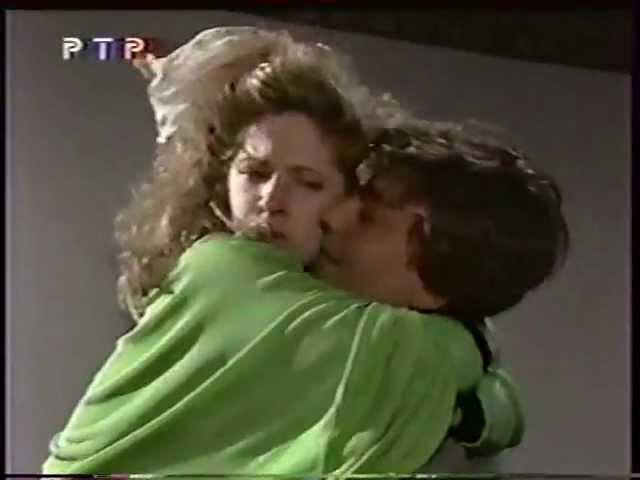 Антонелла - она меня целует