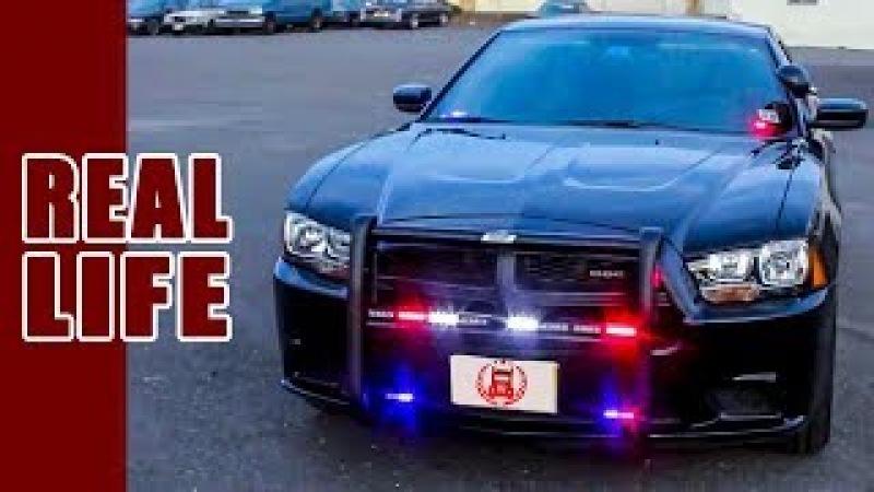 Новые патрульные истории от полиции США / New stories from the US police real life