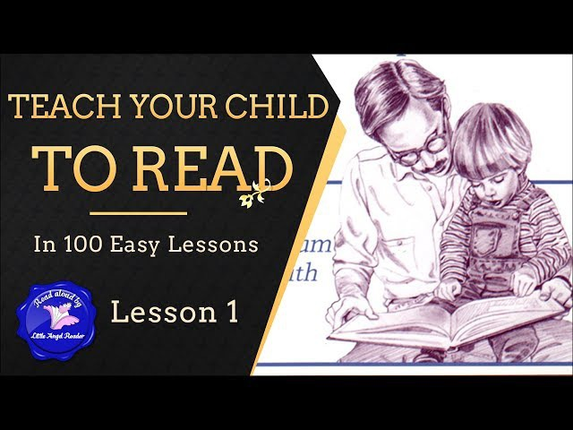 Teach Your Child to Read in 100 Easy Lessons – Les 1