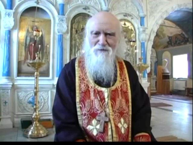 схиархимандрит Феофан Даньков