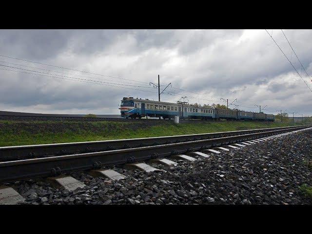 ЭР9П-195 | № 6205 Волочиск - Тернополь