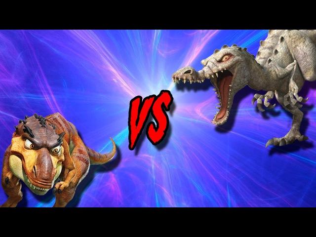Прохождение игры Ледниковый период 3 Эра динозавров 10 Эпичная битва