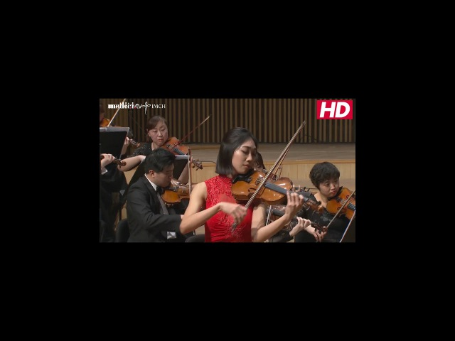 HarbinComp18 Semi Final - Nancy Zhou - Mozart: Violin Concerto No. 5 in A Major