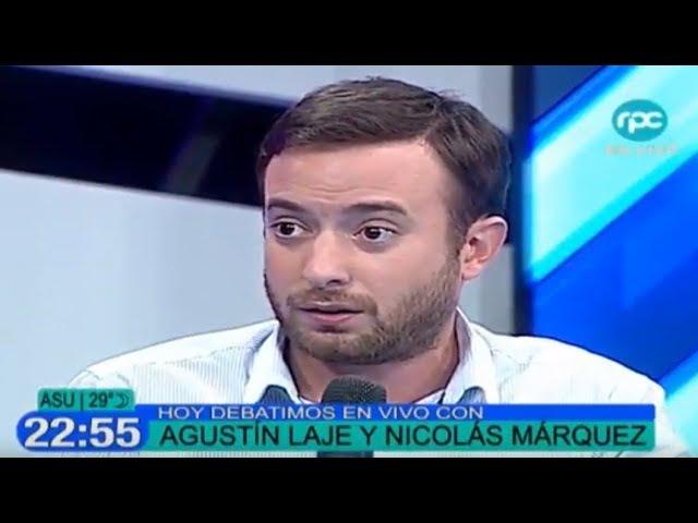 Laje y Márquez en el banquillo de acusados