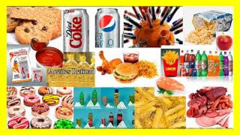 Estos 10 alimentos podrían causarte cáncer, evita consumirlos y salvarás tu vida