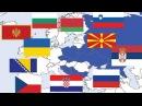 Славянская страна Объединение славян Панславизм