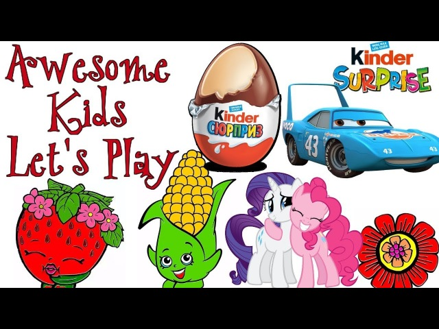 A Lot Of Coloring Pages Unboxing Opening Surprise Eggs Kinder Surprise How To Draw For Kids