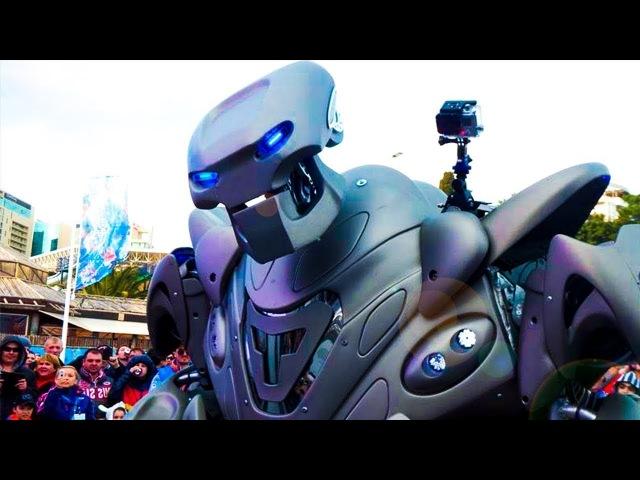 Роботы которые стоит увидеть Robots that are worth seeing