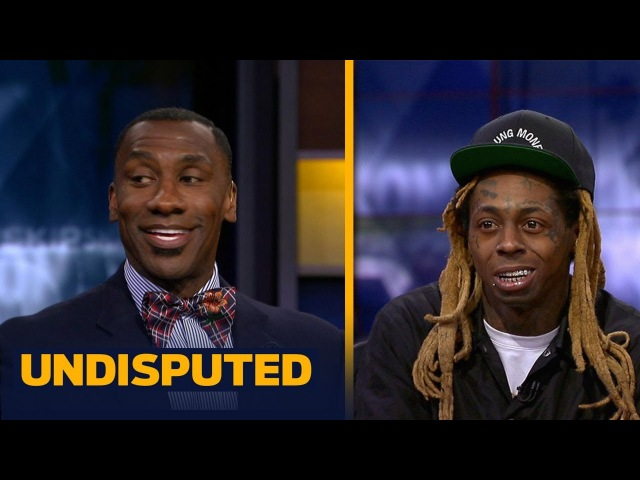 Lil Wayne says LeBron's Cavaliers can compete with the best teams in the West | UNDISPUTED