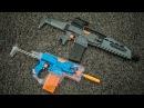 Modified Nerf Stryfes | KRISS Vector XM8L Body Kits