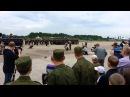 Показательное выступление РО и РХБЗ в Мигалово