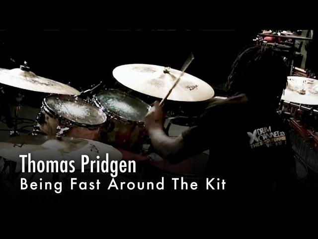 Thomas Pridgen On Being Fast Around The Kit