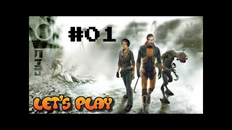 Half-Life 2 [Let's Play] PC (part 1)