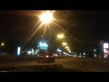 Катаюсь улица Краста, город Рига, Латвия. Mazda Xedos 9 2.5i