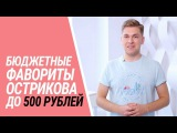 БЮДЖЕТНЫЕ ФАВОРИТЫ ОСТРИКОВА ДО 500 РУБЛЕЙ