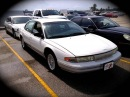 1996 Chrysler LHS Start Up, Quick Tour, Rev With Exhaust View - 153K