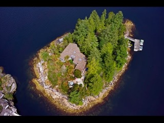 Private Island for sale 2hrs from Downtown Vancouver B.C Canada | Lamb Island