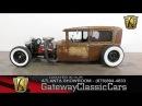 1931 Ford Model A Rat Rod - Gateway Classic Cars of Atlanta 511