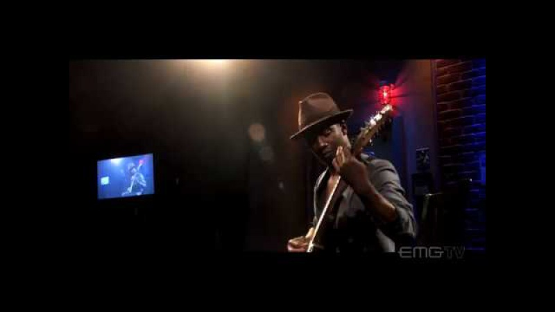Tosin Abasi performs Wave Of Babies on EMGtv