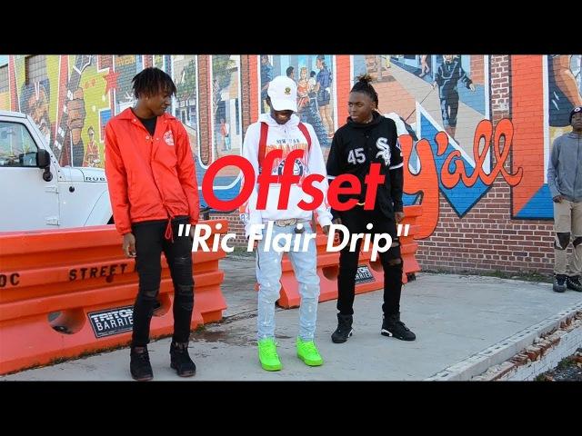 Offset Ric Flair Drip Official NRG Video