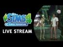 The Sims 4 Jungle Adventure Live Stream February 23rd 2018