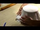 Как обтянуть торт мастикой 6 Я - ТОРТодел!