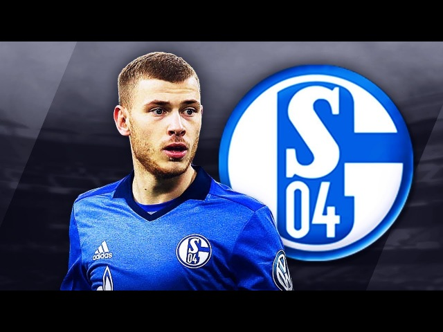 MAX MEYER - Sublime Skills, Passes, Goals Assists - 2017/2018 (HD)