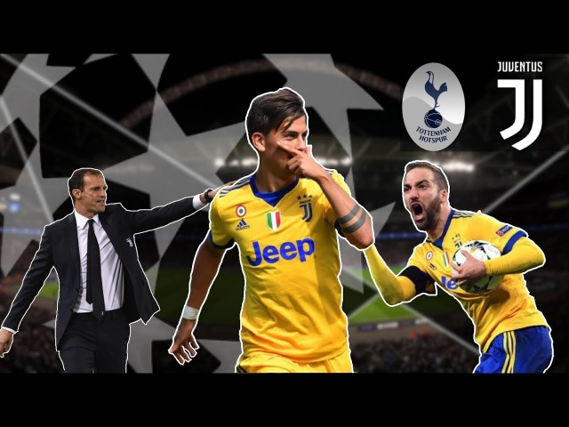 Allegri's Tactics Or Spurs Losing? | Tottenham-Juventus Tactical Analysis (2nd leg)