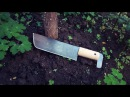 Как сделать походный нож!!
