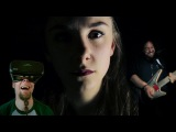 Coldplay - In My Place (metal cover by Leo Moracchioli feat. Rabea &amp Hannah)