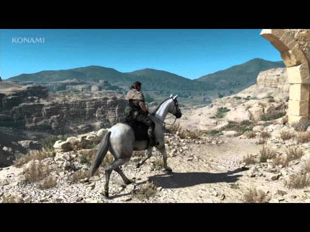 MGS V - The Phantom Pain E3 2013 Extended Director's Cut Trailer HD (Rus sub)