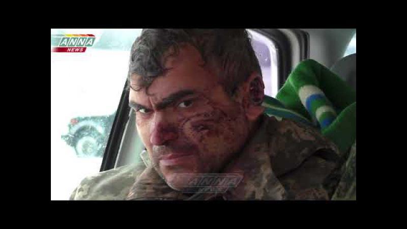 Военные ЛНР нашли раненного украинского диверсанта
