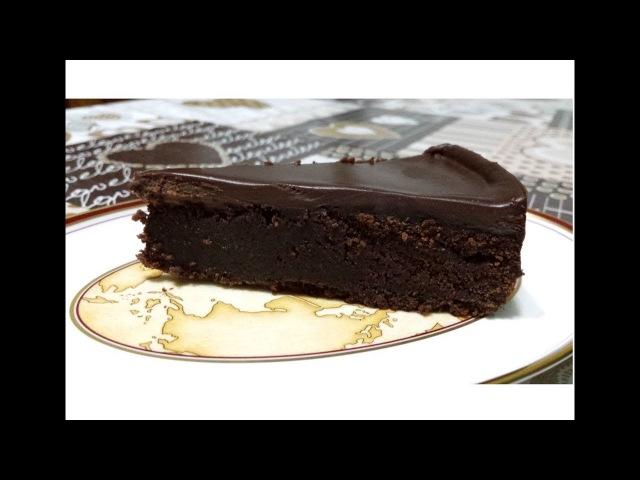 БРАУНИ с МАСКАРПОНЕ и с ГАНАШЕМ Шоколадное наслаждение