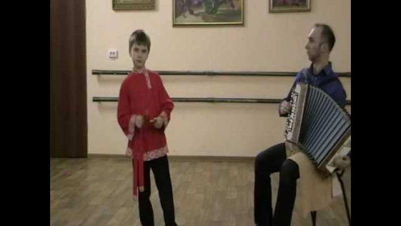 Народный вокал Конкурс сольное народное пение Шуточная песня Тынды рынды