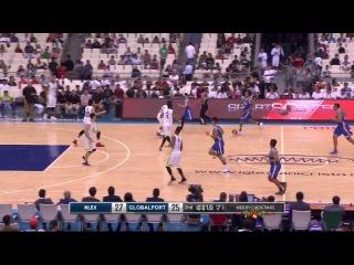 NLEX Road Warriors vs Globalport Batang Pier | PBA Philippine Cup 2018 Eliminations