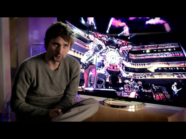 Delivering Muse in 4K: Interview with Matt Bellamy