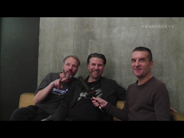 Tranergy.TV Interview mit Tom Wax Andy Düx (Dezember 2016)