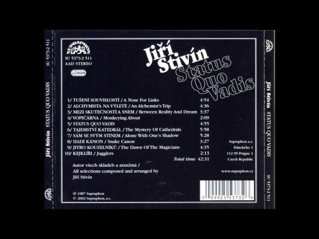 Jiří Stivín – Status Quo Vadis - 1987(Full album